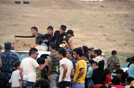 Rojava'dan Kaçış... galerisi resim 16