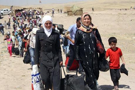 Rojava'dan Kaçış... galerisi resim 17