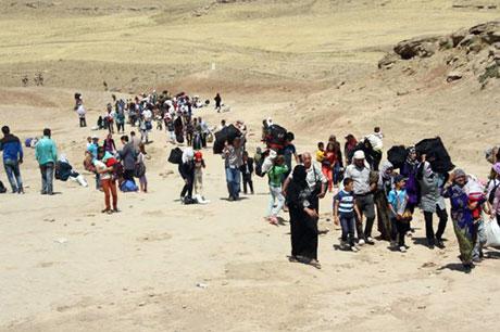 Rojava'dan Kaçış... galerisi resim 18