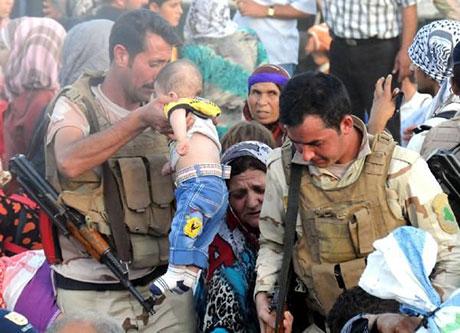 Rojava'dan Kaçış... galerisi resim 22