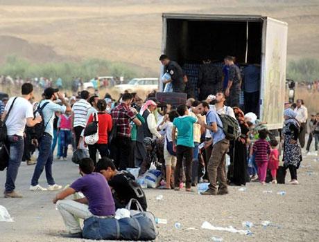 Rojava'dan Kaçış... galerisi resim 23