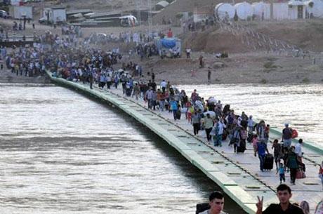 Rojava'dan Kaçış... galerisi resim 27