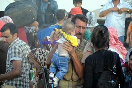 Rojava'dan Kaçış... galerisi resim 28