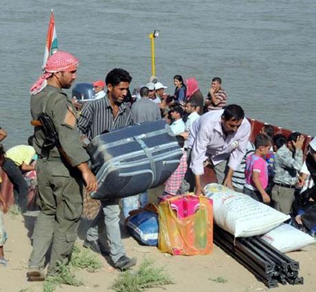 Rojava'dan Kaçış... galerisi resim 31