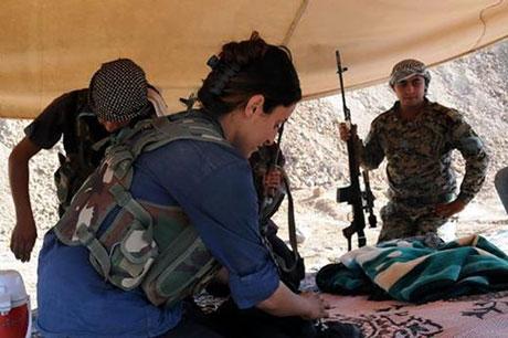 Rojava'dan Kaçış... galerisi resim 32
