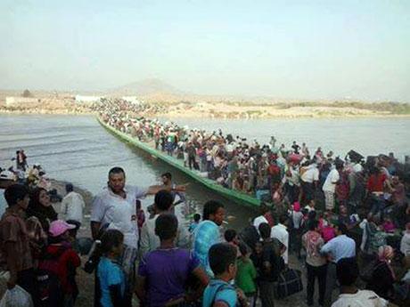 Rojava'dan Kaçış... galerisi resim 6