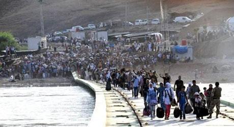 Rojava'dan Kaçış... galerisi resim 7