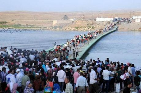 Rojava'dan Kaçış... galerisi resim 9