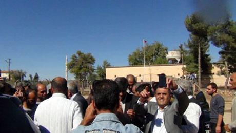 BDP ve DTK heyeti Rojava'da galerisi resim 10