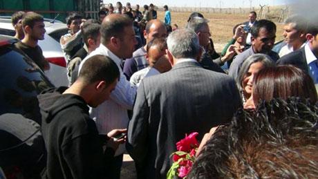 BDP ve DTK heyeti Rojava'da galerisi resim 19