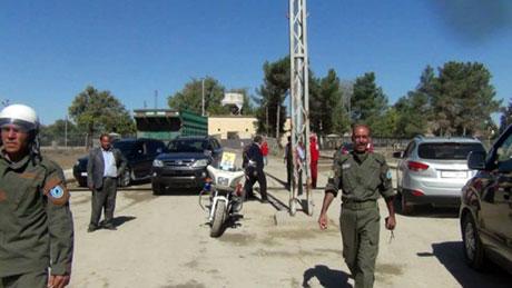 BDP ve DTK heyeti Rojava'da galerisi resim 27