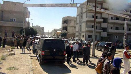 BDP ve DTK heyeti Rojava'da galerisi resim 3