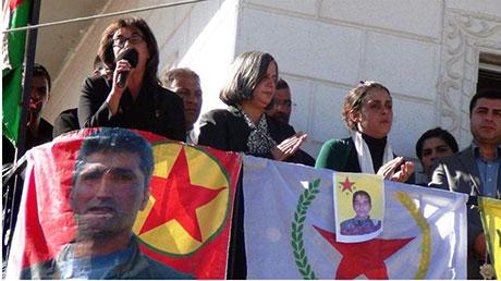 BDP ve DTK heyeti Rojava'da galerisi resim 34