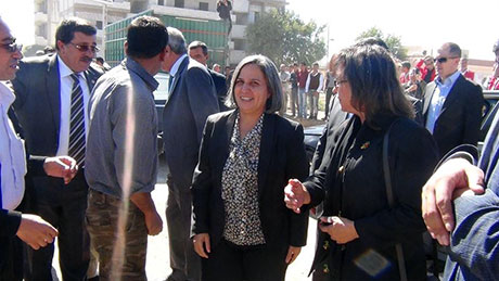 BDP ve DTK heyeti Rojava'da galerisi resim 44