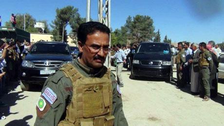 BDP ve DTK heyeti Rojava'da galerisi resim 9