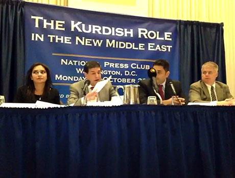 Washington'da ilk Kürt konferansı yapıldı galerisi resim 11