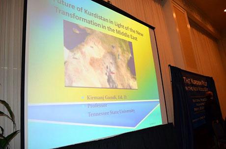 Washington'da ilk Kürt konferansı yapıldı galerisi resim 16