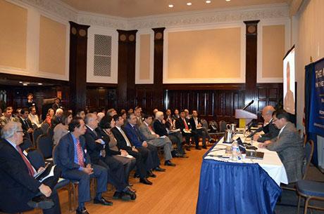 Washington'da ilk Kürt konferansı yapıldı galerisi resim 24
