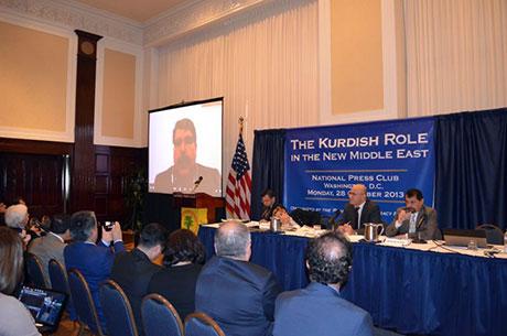 Washington'da ilk Kürt konferansı yapıldı galerisi resim 25