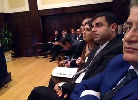 Washington'da ilk Kürt konferansı yapıldı galerisi resim 5