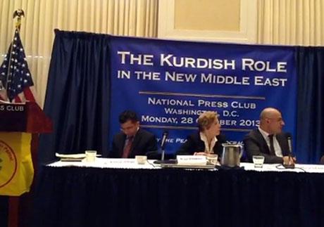 Washington'da ilk Kürt konferansı yapıldı galerisi resim 8