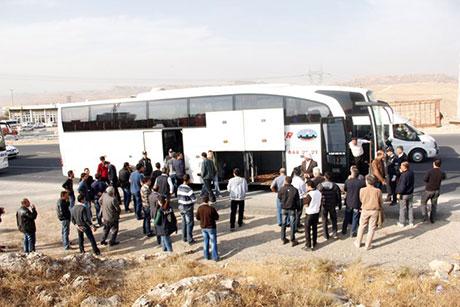 Nusaybin'de-Rojava'da duvar protesto edildi galerisi resim 40
