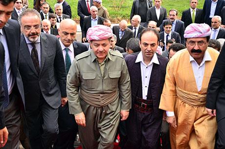 Barzani Diyarbakır Belediyesinde... galerisi resim 11