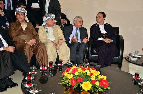 Barzani Diyarbakır Belediyesinde... galerisi resim 19