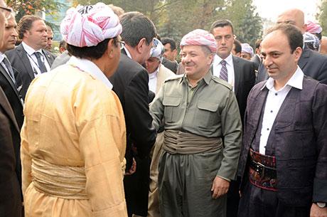 Barzani Diyarbakır Belediyesinde... galerisi resim 24
