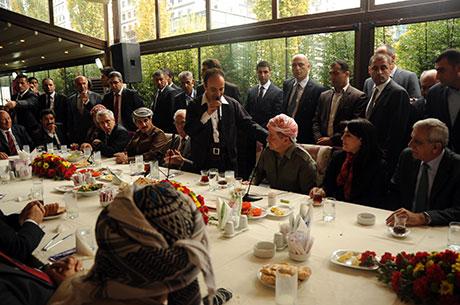 Barzani Diyarbakır Belediyesinde... galerisi resim 33