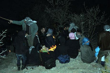 Roboski sınırında gaz bombalı müdahale galerisi resim 3