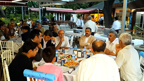 Nûbihar'ın iftar yemeğine büyük ilgi galerisi resim 40
