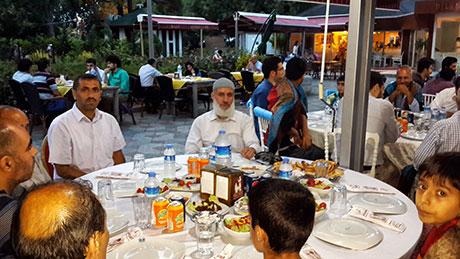 Nûbihar'ın iftar yemeğine büyük ilgi galerisi resim 42