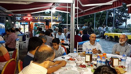 Nûbihar'ın iftar yemeğine büyük ilgi galerisi resim 44