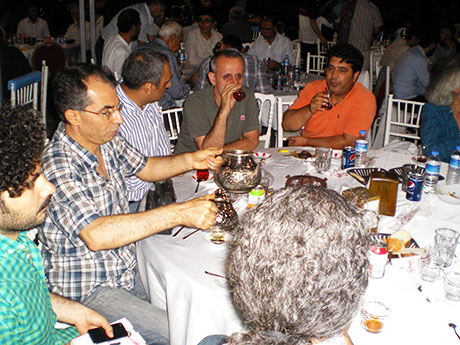 Nûbihar'ın iftar yemeğine büyük ilgi galerisi resim 60