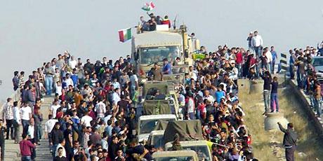 Peşmerge Kobani yolunda galerisi resim 10