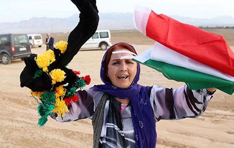 Peşmerge Kobani yolunda galerisi resim 13