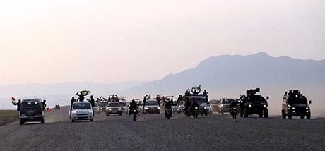 Peşmerge Kobani yolunda galerisi resim 14