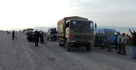 Peşmerge Kobani yolunda galerisi resim 15