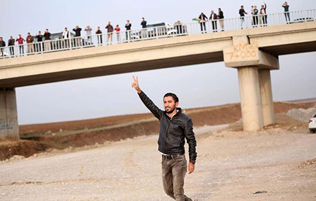 Peşmerge Kobani yolunda galerisi resim 16