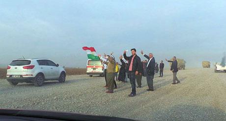 Peşmerge Kobani yolunda galerisi resim 17