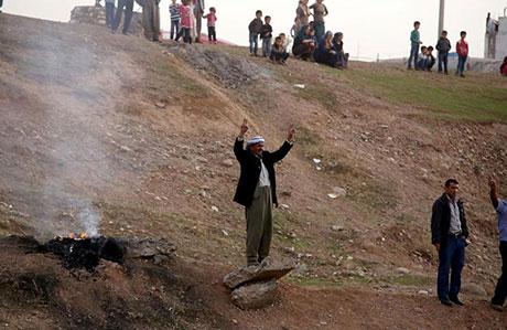 Peşmerge Kobani yolunda galerisi resim 18