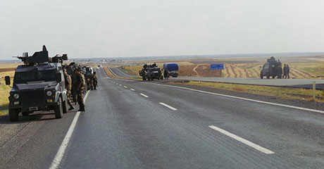 Peşmerge Kobani yolunda galerisi resim 19