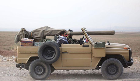 Peşmerge Kobani yolunda galerisi resim 20