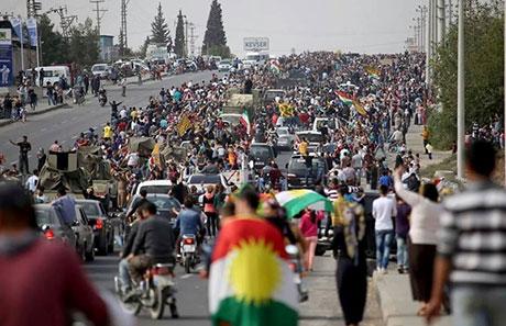Peşmerge Kobani yolunda galerisi resim 24