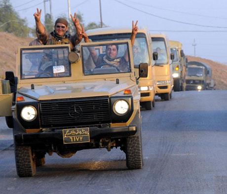 Peşmerge Kobani yolunda galerisi resim 27