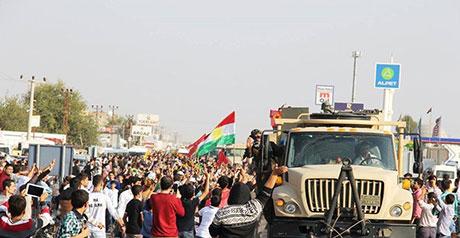 Peşmerge Kobani yolunda galerisi resim 28