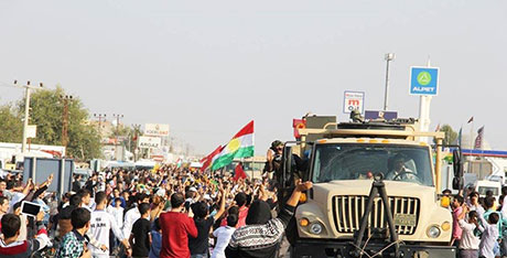Peşmerge Kobani yolunda galerisi resim 30