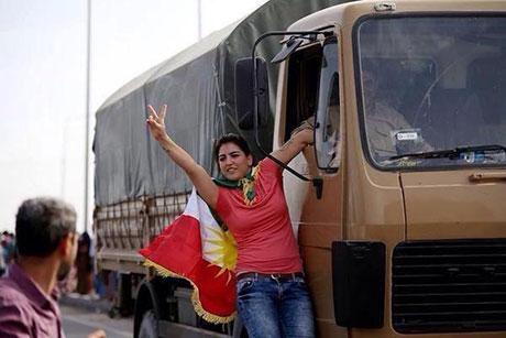 Peşmerge Kobani yolunda galerisi resim 37