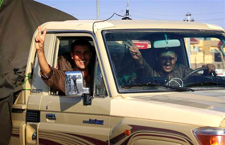 Peşmerge Kobani yolunda galerisi resim 5